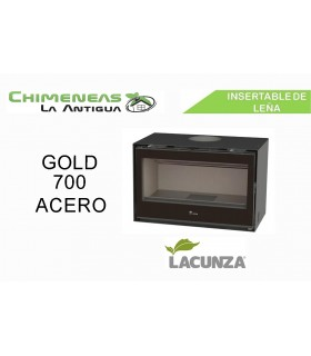 INSERTABLE GOLD 700 ACERO