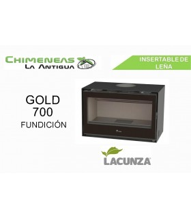 INSERTABLE GOLD 700 FUNDICIÓN