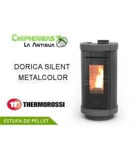 ESTUFA DE PELLET DORICA SILENT METALCOLOR