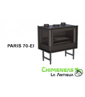 INSERTABLE DE LEÑA PARIS 70-EI