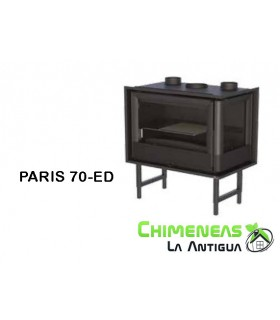 INSERTABLE DE LEÑA PARIS 70-ED