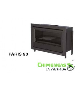 INSERTABLE DE LEÑA PARIS 90