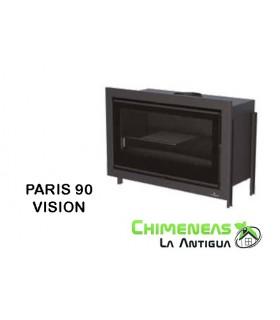 INSERTABLE DE LEÑA PARIS 90 VISION