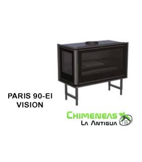 INSERTABLE DE LEÑA PARIS 90-EI VISION