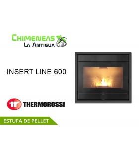 INSERTABLE DE PELLET INSERT LINE 600