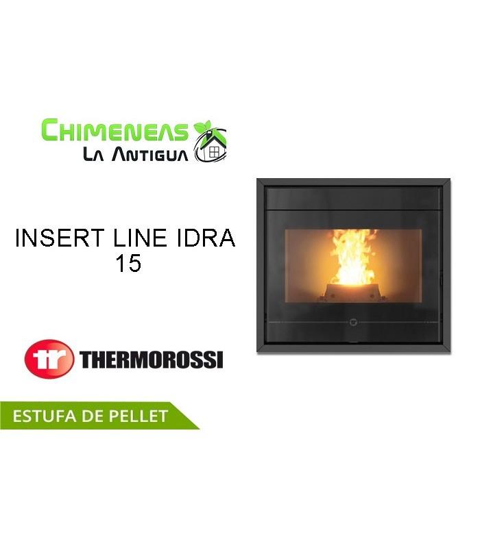 INSERTABLE DE PELLET INSERT LINE IDRA 15