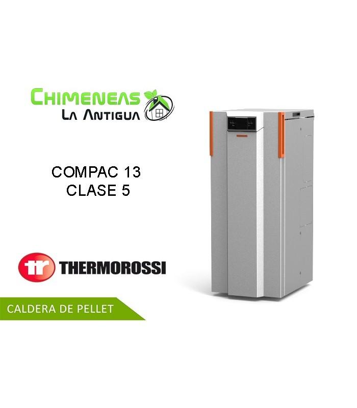 CALDERA DE PELLET COMPAC 13 CLASE 5