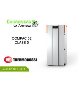 CALDERA DE PELLET COMPAC 32 CLASE 5