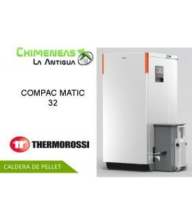 CALDERA DE PELLET COMPAC MATIC 32