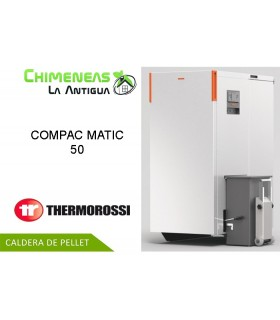 CALDERA DE PELLET COMPAC MATIC 50