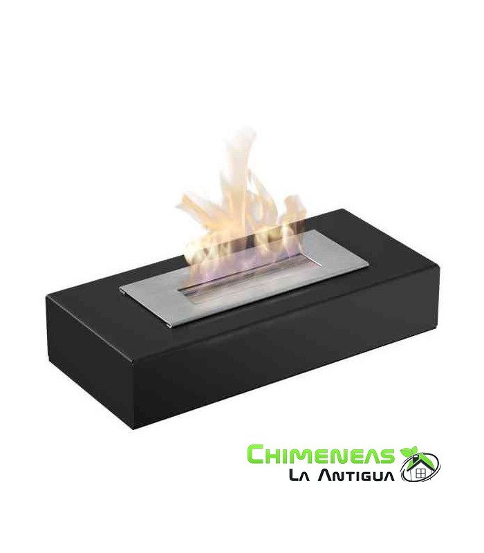 CHIMENEA A ETANOL INDIA NEGRO MINI
