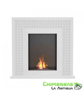CHIMENEA A ETANOL JANUARY TUV