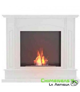 CHIMENEA A ETANOL FEBRUARY TUV