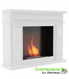 CHIMENEA A ETANOL OCTOBER TUV