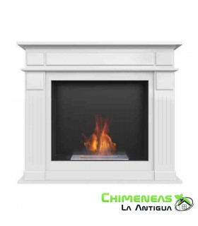 CHIMENEA A ETANOL NOVEMBER TUV