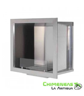 CHIMENEA A ETANOL MONO-SIDE HORIZONTAL 60