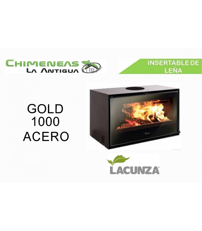 INSERTABLE GOLD 1000 ACERO
