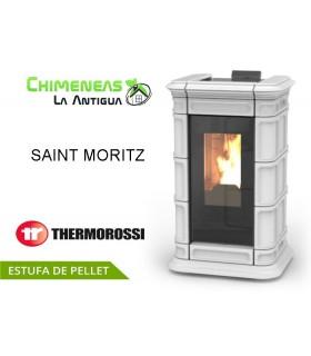ESTUFA DE PELLET SAINT MORITZ
