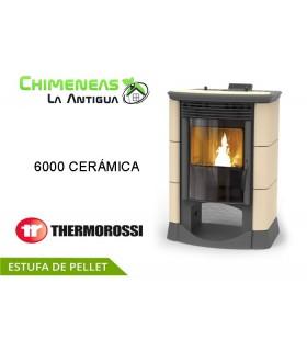 ESTUFA DE PELLET 6000 CERÁMICA