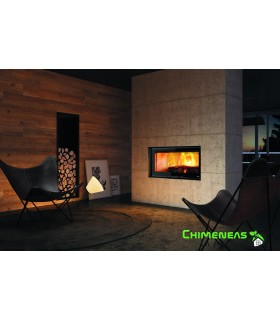 CHIMENEA HOGAR G-100