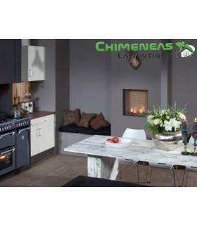 CHIMENEA DE GAS FYN 450 REFRACTARIO